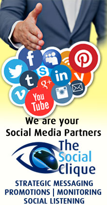 Social Clique...Your Social Media Partners!